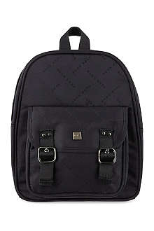 HUGO BOSS Logo print backpack