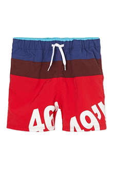 BOSS Striped swim shorts 3-36 months