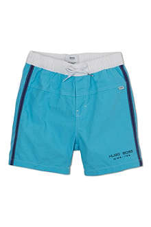 BOSS Logo swim shorts