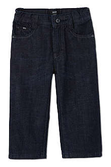 BOSS Soft denim jeans 6-36 months