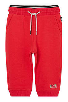 HUGO BOSS Logo jogging bottoms 6-36 months