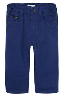 HUGO BOSS Five-pocket chinos 6-36 months