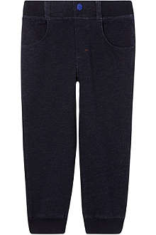 HUGO BOSS Denim jogging bottoms 6-36 months