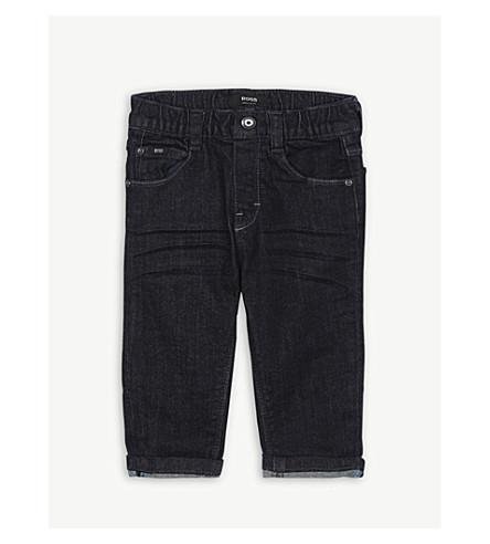 BOSS Darkwash denim jeans 6-36 months (Denim