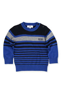 BOSS HUGO BOSS Striped jumper 6 months - 3 years