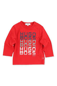 BOSS HUGO BOSS Logo t-shirt 6 months - 3 years