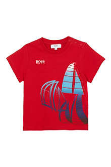 BOSS Sailing t-shirt 6-36 months