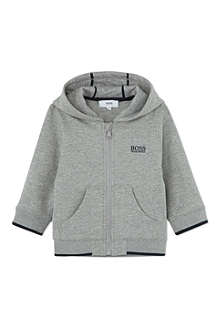 BOSS Zip-up hoody 6 months- 3 years