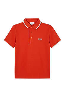 HUGO BOSS Plain polo t-shirt 6-36 months