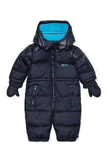HUGO BOSS Quilted snowsuit 6-18 months