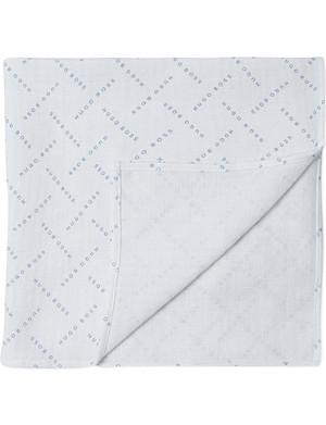 HUGO BOSS Logo cloth nappy