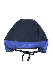 HUGO BOSS Ear flap bonnet hat 0-4 years