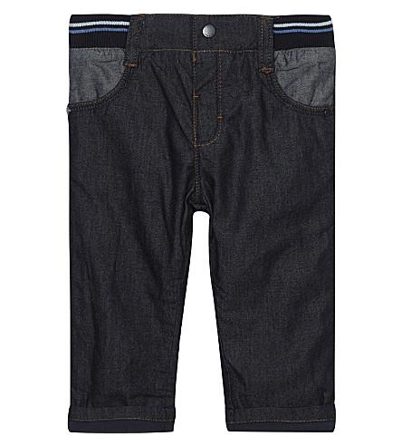 BOSS Soft denim jeans 3-18 months (Denim+blue