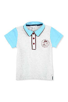 LITTLE MARC Button polo-shirt 3-36 months