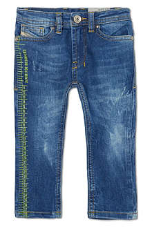 DIESEL Super stretch denim 6-36 months