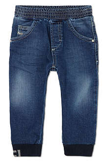 DIESEL Stretch denim jeans 3-36 months