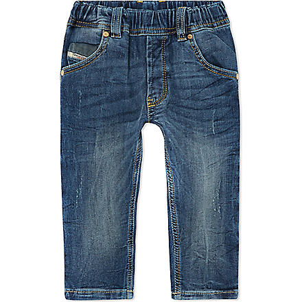 DIESEL Krooley carrot fit jean 3-36 months (Denim