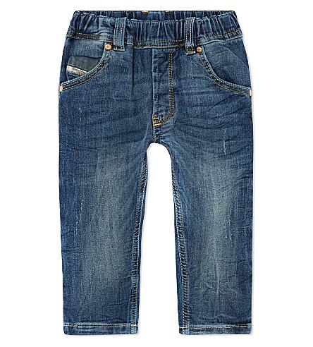 DIESEL Krooley carrot fit jean 3-36 months (Denim