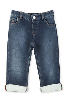 GUCCI Super-soft denim jeans 3-36 months
