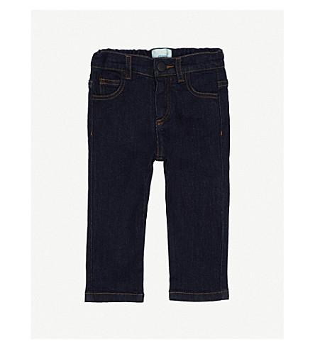 FENDI Applique elasticated waist jeans (Denim