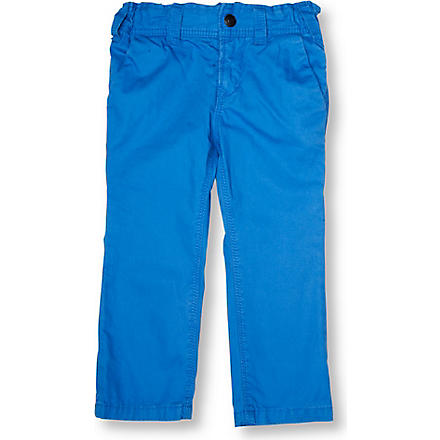 TOMMY HILFIGER Carrot fit chinos 6-36 months (Blue