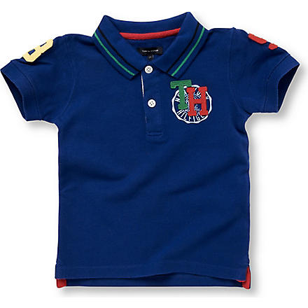 TOMMY HILFIGER Philemon polo shirt 6-36 months (Blue