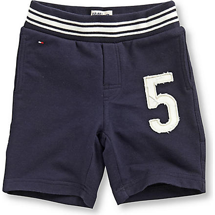 TOMMY HILFIGER Sweat shorts 6-36 months (Navy