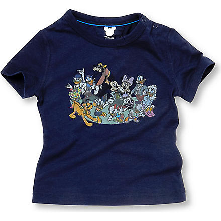 TOMMY HILFIGER Disney family t–shirt 6–36 months (Navy