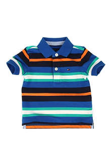 TOMMY HILFIGER Striped polo shirt 6 months-3 years