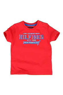 TOMMY HILFIGER Logo t-shirt 6 months-3 years