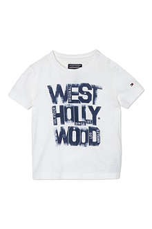 TOMMY HILFIGER Hollywood logo tee 6-18 months