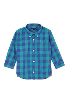 TOMMY HILFIGER Checked shirt 6-18 months