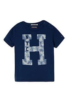 TOMMY HILFIGER Sine logo t-shirt 6-24 months