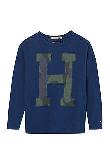 TOMMY HILFIGER Big H cotton t-shirt 6-24 months