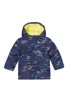 TOMMY HILFIGER Liroy camo jacket 12-24 months