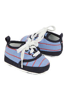 TOMMY HILFIGER Striped trainers 0-6 months