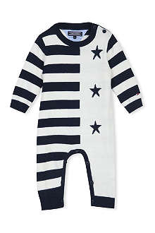 TOMMY HILFIGER Stars and stripes coverall 0-6 months