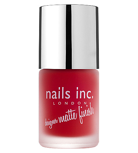 NAILS INC Gatwick matte nail polish