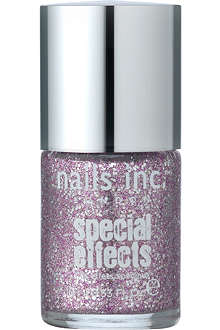 NAILS INC 3D glitter nail polish