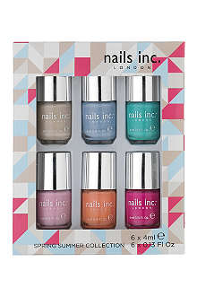 NAILS INC Spring Summer 2014 nail polish collection