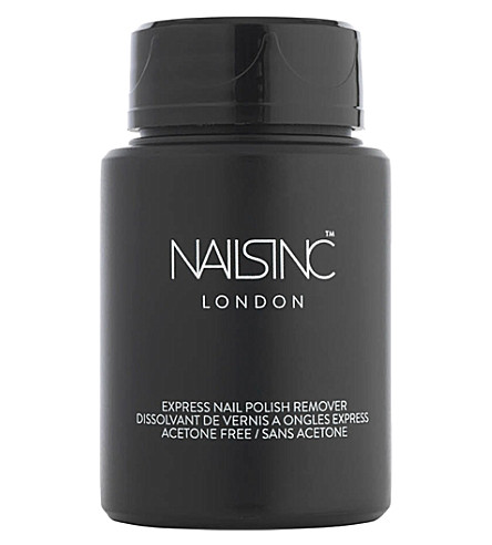 NAILS INC Express Nail Polish Remover Pot