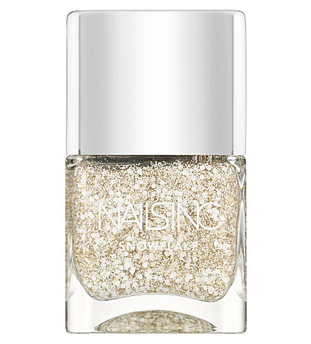 NAILS INC Whitechapel Snowflake nail polish