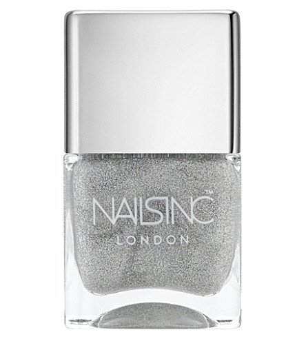 NAILS INC Electric Lane Holographic top coat