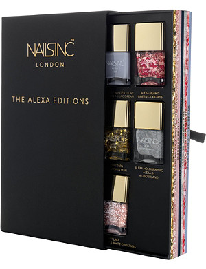 NAILS INC The Alexa Editions Collection