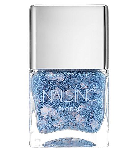 NAILS INC Queensgate Gardens floral nail polish (Queensgate+gardens