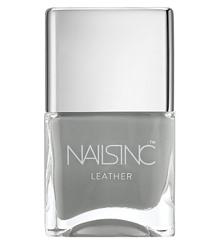 NAILS INC Old Compton Street leather nail polish (Old+compton+leather