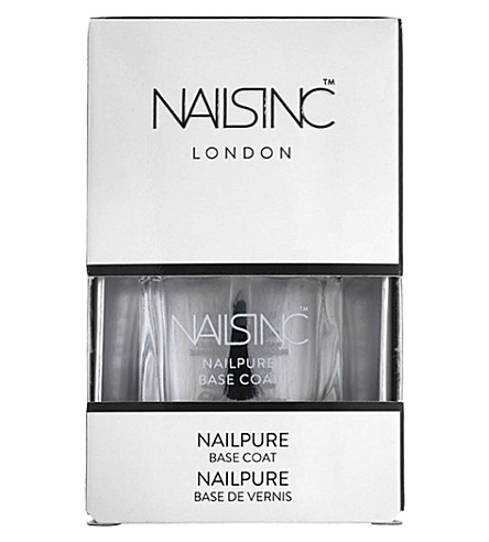 NAILS INC Nailpure 底大衣