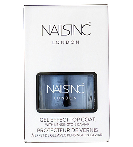NAILS INC Gel-Effect Top Coat
