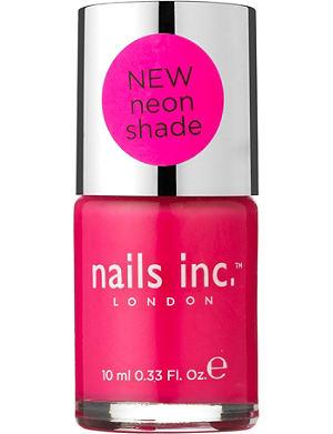 NAILS INC Classic coloured nail polish