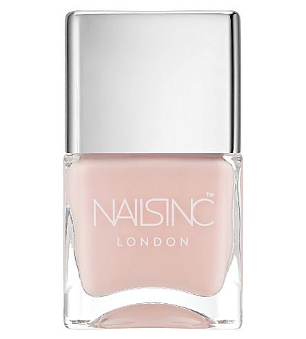 NAILS INC Spring Collection nail polish (Elizabeth+street